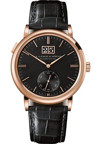 A. Lange & Sohne Watches - Saxonia Outsize Date - Style No: 381.031
