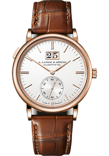 A. Lange & Sohne Watches - Saxonia Outsize Date - Style No: 381.032