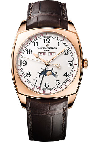 Vacheron Constantin Watches - Harmony Complete Calendar - Style No: 4000S/000R-B123