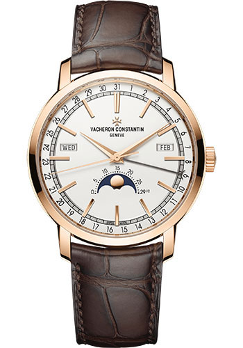 Vacheron Constantin Watches - Traditionnelle Complete Calendar - Style No: 4010T/000R-B344