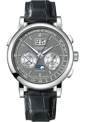A. Lange & Sohne Watches - Datograph Perpetual - Style No: 410.038