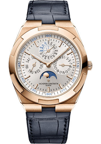 Vacheron Constantin Watches - Overseas Ultra-Thin Perpetual Calendar - Style No: 4300V/000R-B064