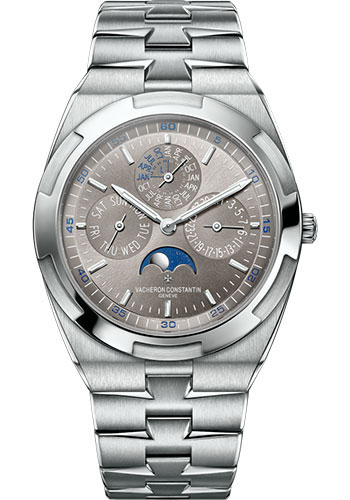 Vacheron Constantin Watches - Overseas Ultra-Thin Perpetual Calendar - Style No: 4300V/120G-B102
