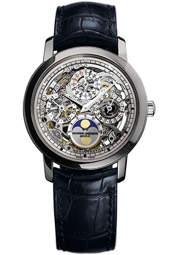 Vacheron Constantin Watches - Traditionnelle Openworked Perpetual Calendar - Style No: 43172/000P-9236