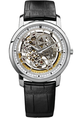 Vacheron Constantin Watches - Traditionnelle Openworked Large Size - Style No: 43178/000G-9393