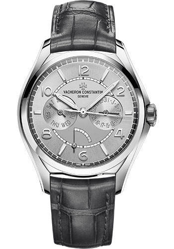 Vacheron Constantin Watches - Fiftysix Day-Date - Style No: 4400E/000A-B437