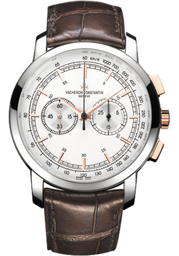 Vacheron Constantin Watches - Traditionnelle Chronograph - Style No: 47192/000B-9352