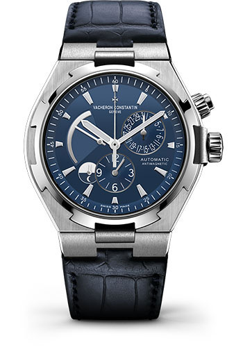 Vacheron Constantin Watches - Overseas Dual Time - Style No: 47450/000A-9039