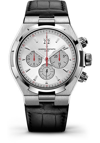 Vacheron Constantin Watches - Overseas Chronograph - Stainless Steel - Style No: 49150/000A-9017