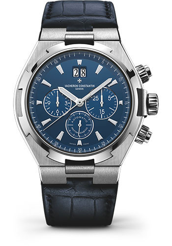 Vacheron Constantin Watches - Overseas Chronograph - Stainless Steel - Style No: 49150/000A-9745