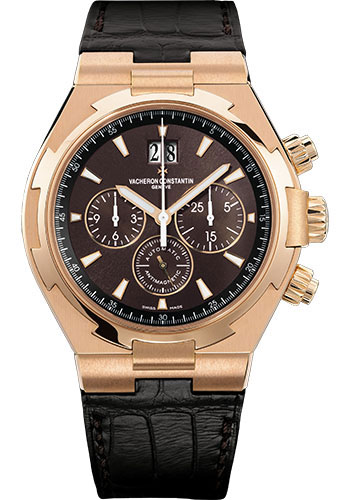 Vacheron Constantin Watches - Overseas Chronograph - Pink Gold - Style No: 49150/000R-9338