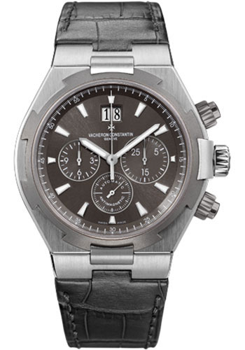 Vacheron Constantin Watches - Overseas Chronograph - Stainless Steel - Style No: 49150/000W-9501