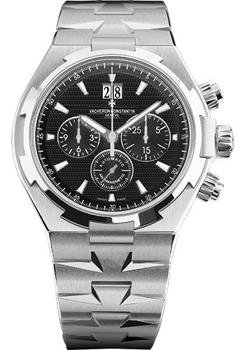 Vacheron Constantin Watches - Overseas Chronograph - Stainless Steel - Style No: 49150/B01A-9097