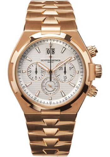 Vacheron Constantin Watches - Overseas Chronograph - Pink Gold - Style No: 49150/B01R-9454