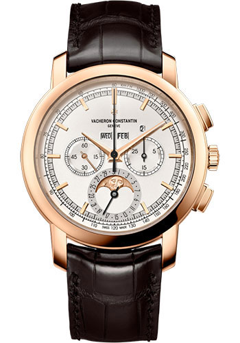 Vacheron Constantin Watches - Traditionnelle Chronograph Perpetual Calendar - Style No: 5000T/000R-B304
