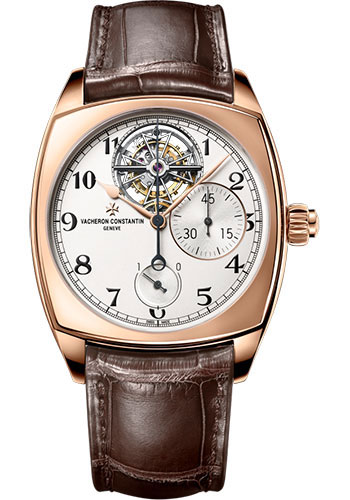 Vacheron Constantin Watches - Harmony Tourbillon Chronograph - Style No: 5100S/000R-B125