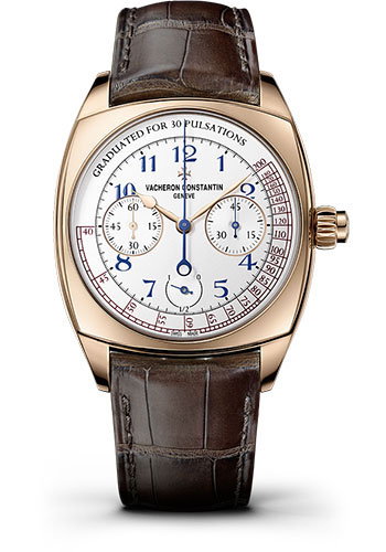 Vacheron Constantin Watches - Harmony Chronograph - Style No: 5300S/000R-B055