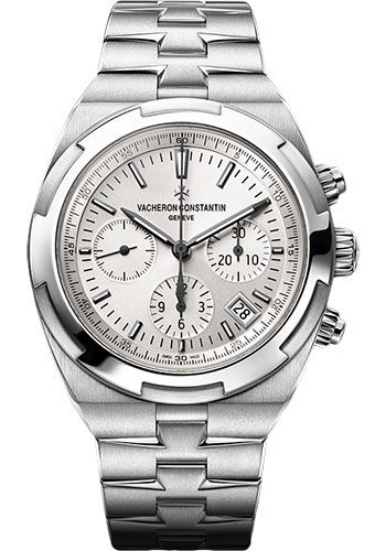 Vacheron Constantin Watches - Overseas Chronograph and Date - Style No: 5500V/110A-B075