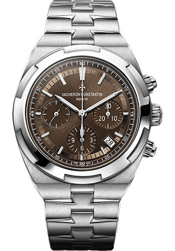 Vacheron Constantin Watches - Overseas Chronograph and Date - Style No: 5500V/110A-B147
