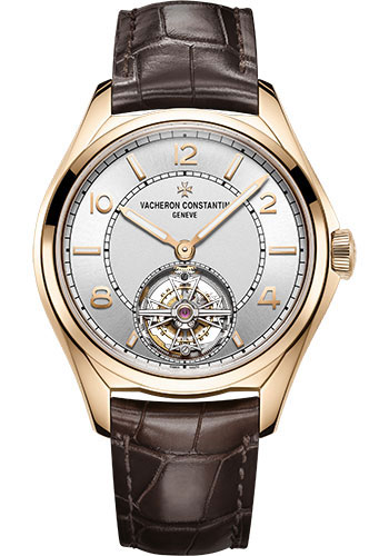 Vacheron Constantin Watches - Fiftysix Tourbillon - Style No: 6000E/000R-B488