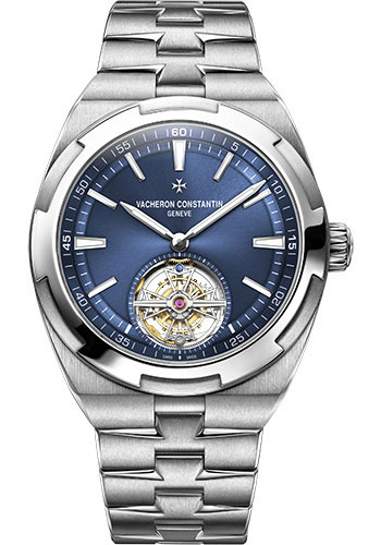 Vacheron Constantin Watches - Overseas Tourbillon - Style No: 6000V/110A-B544