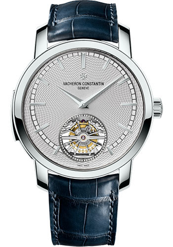 Vacheron Constantin Watches - Traditionnelle Minute Repeater Tourbillon - Style No: 6500T/000P-9949