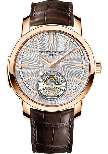 Vacheron Constantin Watches - Traditionnelle Minute Repeater Tourbillon - Style No: 6500T/000R-B324