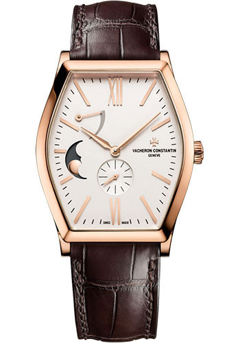 Vacheron Constantin Watches - Malte Moon Phase And Power-Reserve - Style No: 7000M/000R-B109