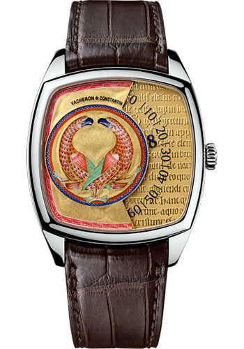 Vacheron Constantin Watches - Metiers d'Art Savoirs Enlumines - Style No: 7000S/000G-B001