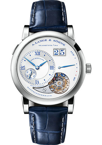A. Lange & Sohne Watches - Lange 1 Tourbillon 25Th Anniversary - Style No: 722.066F