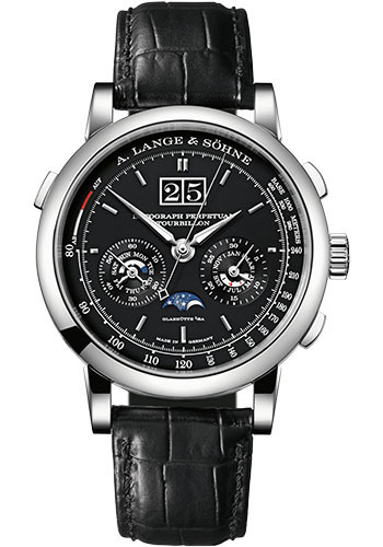 A. Lange & Sohne Watches - Datograph Perpetual Tourbillon - Style No: 740.036