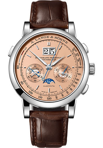 A. Lange & Sohne Watches - Datograph Perpetual Tourbillon - Style No: 740.056FE