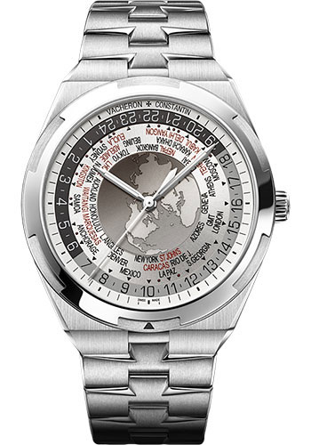 Vacheron Constantin Watches - Overseas World Time - Style No: 7700V/110A-B129