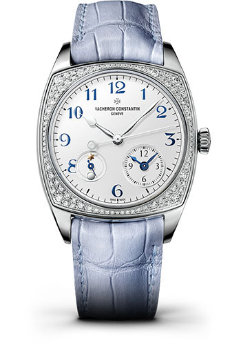 Vacheron Constantin Watches - Harmony Dual Time Small Model - Style No: 7805S/000G-B052