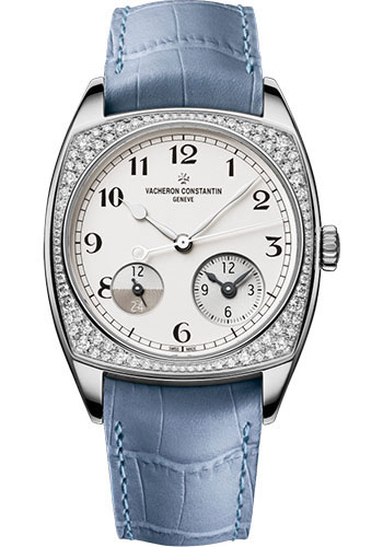 Vacheron Constantin Watches - Harmony Dual Time Small Model - Style No: 7805S/000G-B155