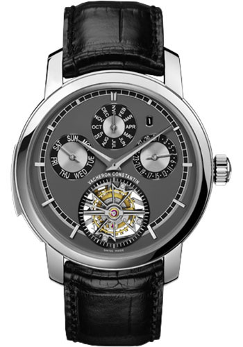 Vacheron Constantin Watches - Traditionnelle Calibre 2755 - Style No: 80172/000P-9505