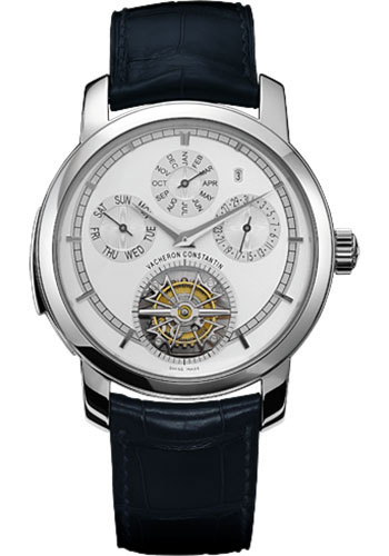 Vacheron Constantin Watches - Patrimony Traditionnelle Calibre 2755 - Style No: 80172/000P-9589