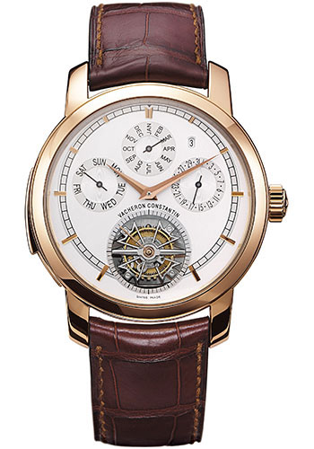 Vacheron Constantin Watches - Patrimony Traditionnelle calibre 2755 - Style No: 80172/000R-9300