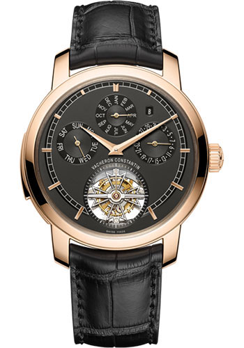 Vacheron Constantin Watches - Traditionnelle Calibre 2755 - Style No: 80172/000R-B406