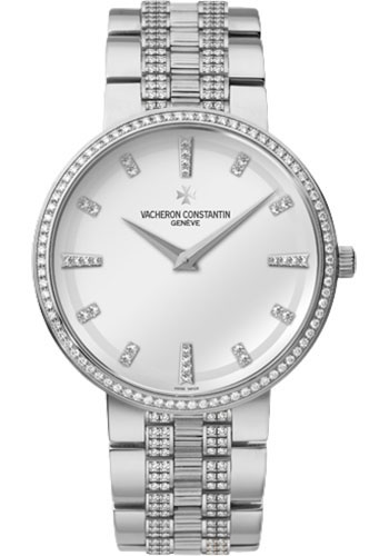 Vacheron Constantin Watches - Traditionnelle Manual Winding - White Gold - Style No: 81574/V03G-9427