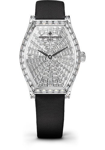 Vacheron Constantin Watches - Malte Small Model High Jewellery - Style No: 81610/000G-B007