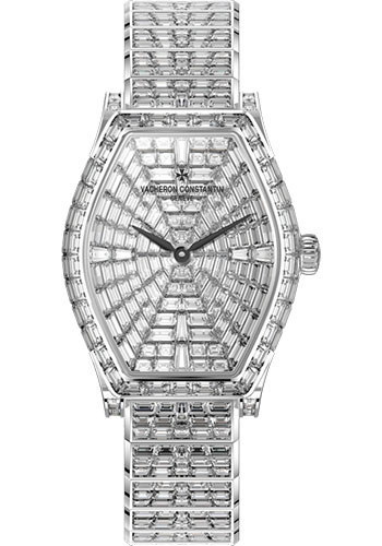 Vacheron Constantin Watches - Malte High Jewellery Small Model - Style No: 81611/S23G-B007
