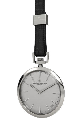 Vacheron Constantin Watches - Patrimony Pocket Watch - Style No: 82028/000P-9490