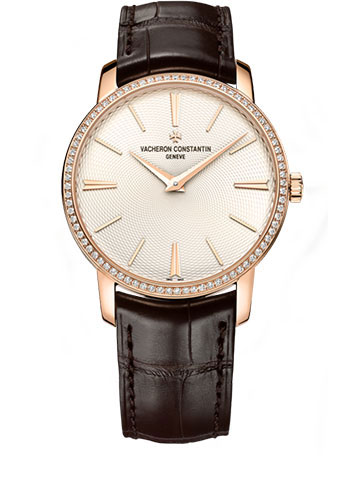 Vacheron Constantin Watches - Traditionnelle Manual Winding - Pink Gold - Style No: 82573/000R-9815