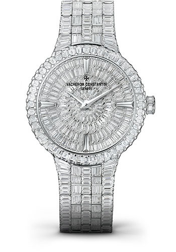 Vacheron Constantin Watches - Traditionnelle High Jewellery - Style No: 82761/QC1G-9852