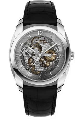 Vacheron Constantin Watches - Quai de l'Ile Day-Date and Power Reserve - Style No: 85050/000D-9341