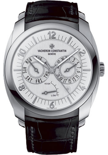 Vacheron Constantin Watches - Quai de l'Ile Day-Date and Power Reserve - Style No: 85050/000D-G9O00