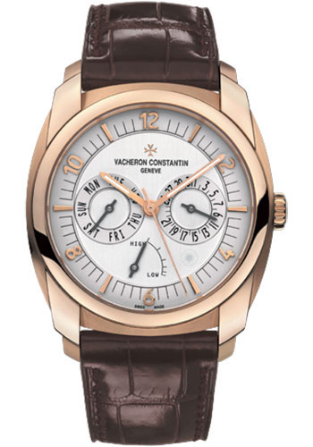 Vacheron Constantin Watches - Quai de l'Ile Day-Date and Power Reserve - Style No: 85050/000R-I0P29