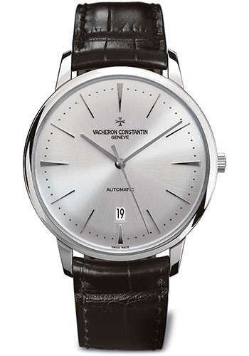Vacheron Constantin Watches - Patrimony Self Winding With Date - Style No: 85180/000G-9230