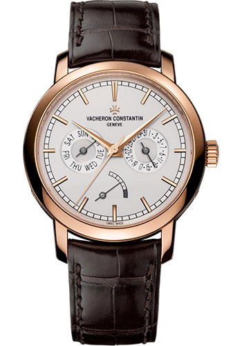 Vacheron Constantin Watches - Traditionnelle Day-Date And Power Reserve - Style No: 85290/000R-9969